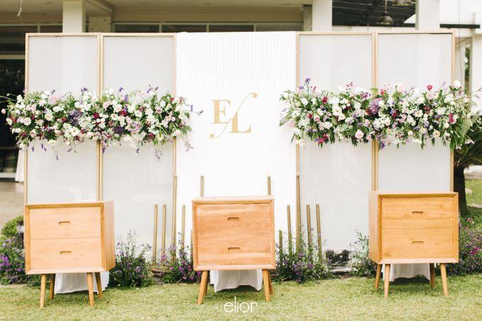 The Wedding of Eriely Lukman by Elior Design - 005