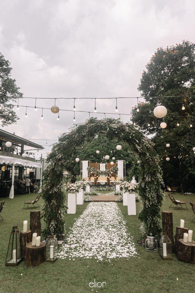 The Wedding of Ferdy & Febe by Elior Design - 011