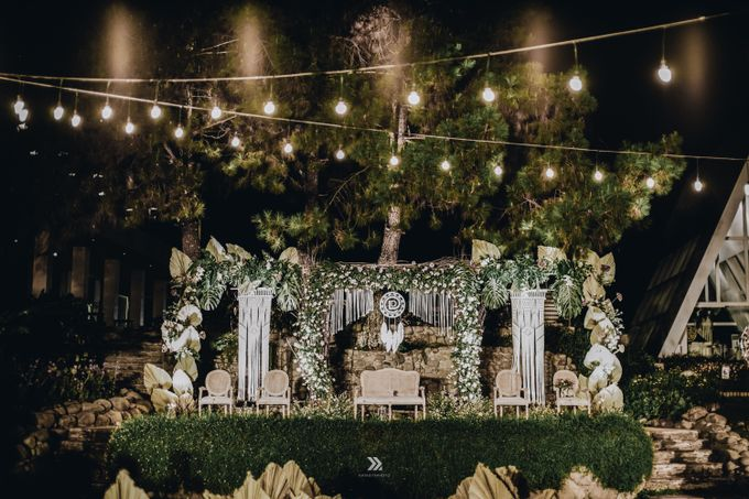 The Wedding of Lidia Dhany by Elior Design - 033