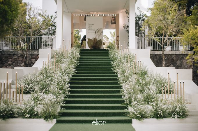 The Wedding of Budiman and Eunike by Elior Design - 029