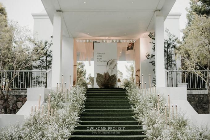 The Wedding of Budiman and Eunike by Elior Design - 030