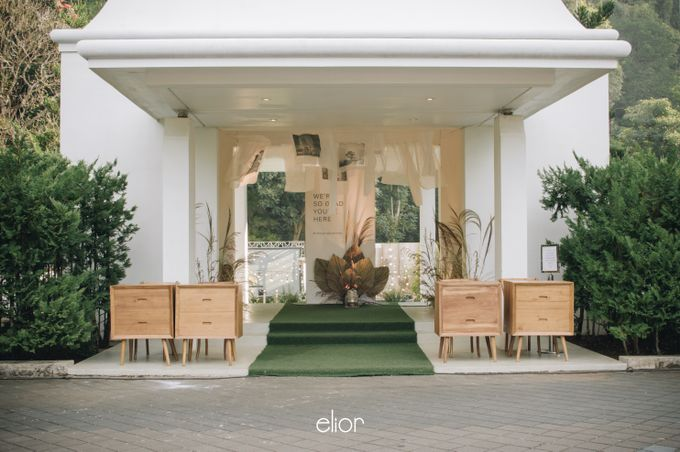 The Wedding of Budiman and Eunike by Elior Design - 031