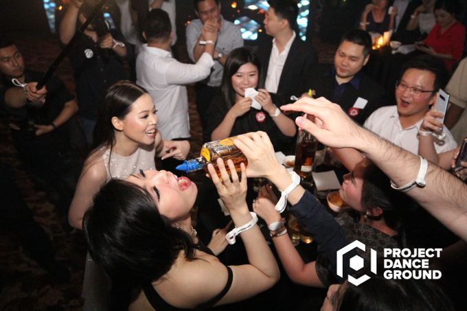 Ronald & Fenny Wedding Afterparty by Project Dance Ground - 009