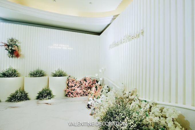 Glenn & Jesslyn Wedding Decoration by Valentine Wedding Decoration - 005