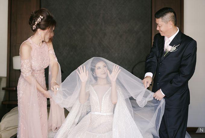 Jason & Brigitta Wedding by Majestic Events - 006