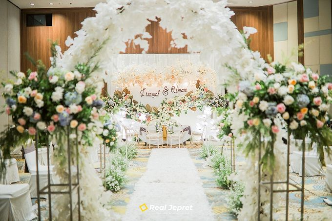 WEDDING OF LIUNSYAH & UMAM by Grand Soll Marina Hotel - 001