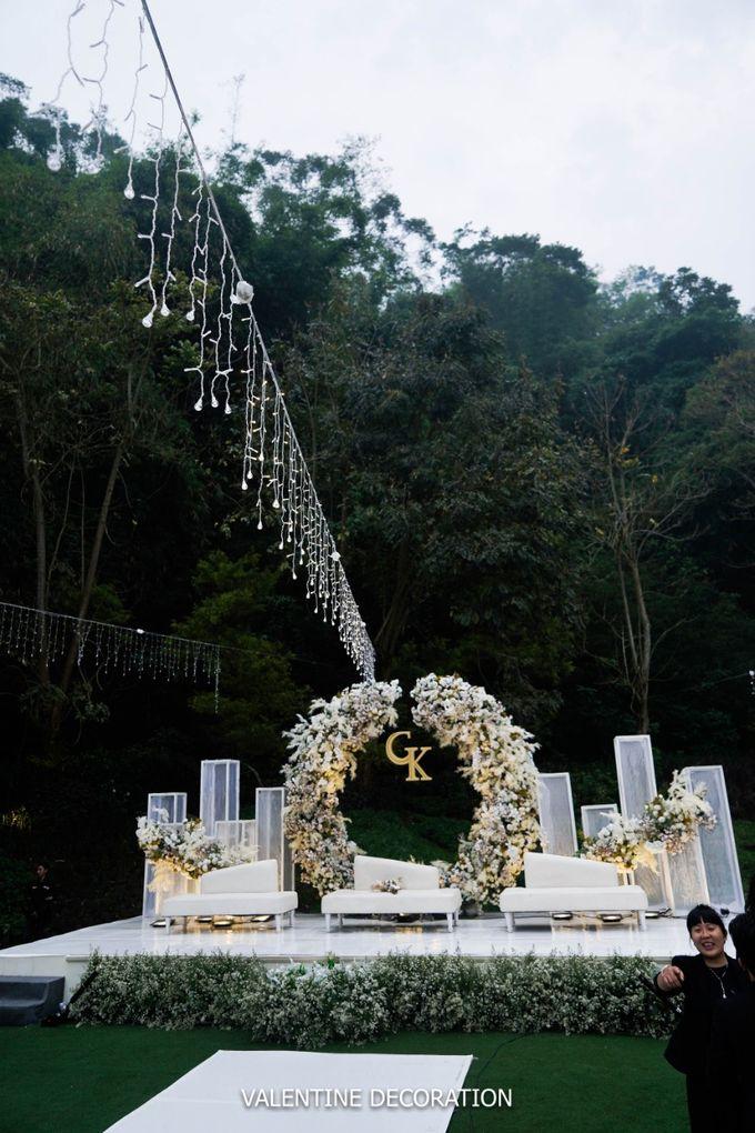 Grady & Kezia Wedding Decoration by Valentine Wedding Decoration - 005