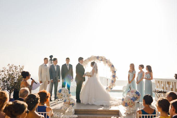 Marry Me On Santorini by BMWedding - 010