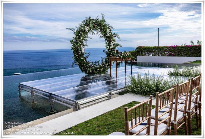 Wedding Set Up by The Surga Villa Estate - 005