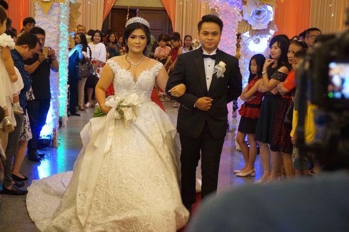 The Wedding of Gevin Salim & Yolanda Kartika Winarta by ID Organizer - 005