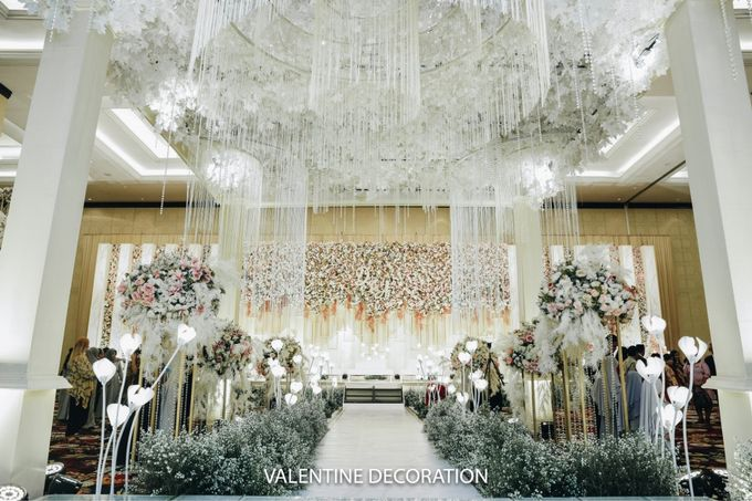 Ary & Dita  Wedding Decoration by MY MUSE BY YOFI - 005