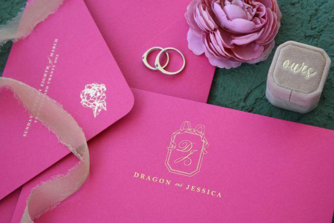 Dragon & Jessica by The Fine Press - 006
