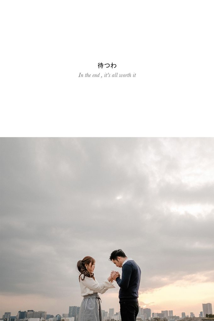Anthony & Esther Japan Tokyo Prewedding by PICTUREHOUSE PHOTOGRAPHY - 005