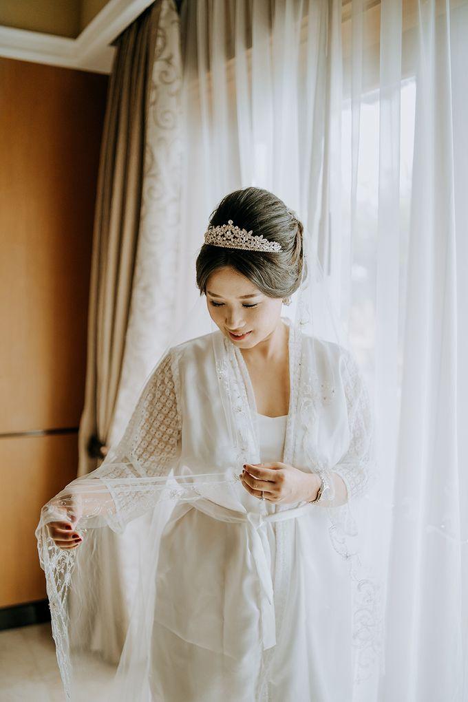 Wedding of Warren & Jennifer by Nika di Bali - 009