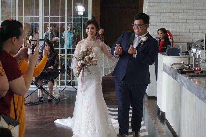 The Wedding Of Ricky Fajar Adiputra & Chika Octavia by ID Organizer - 006