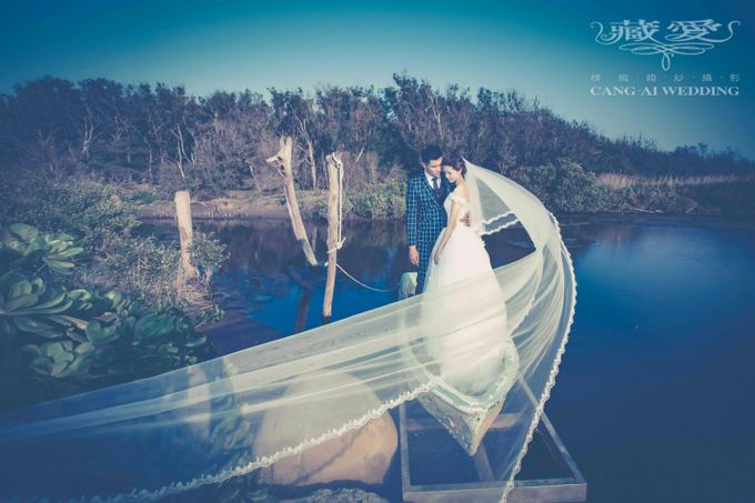 Uniquely Taiwan by Cang Ai Wedding - 005