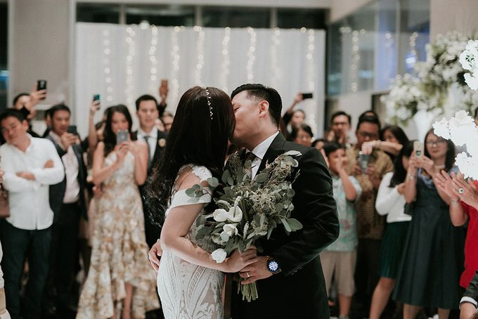 Wedding of Robert & Michelle by La'SEINE Function Hall - 006