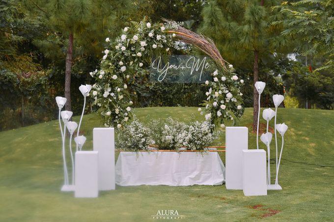 the wedding Adin&Dira by THE HIVE BUMI PANCASONA - 005