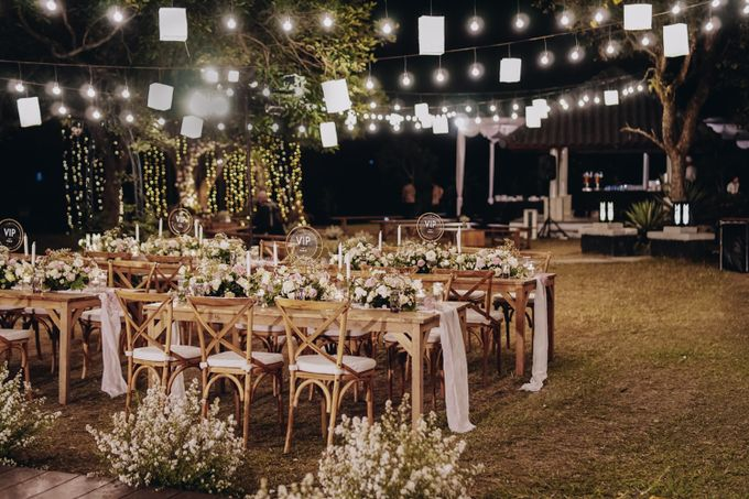 The Wedding Of Felicia & Deny by Elior Design - 016