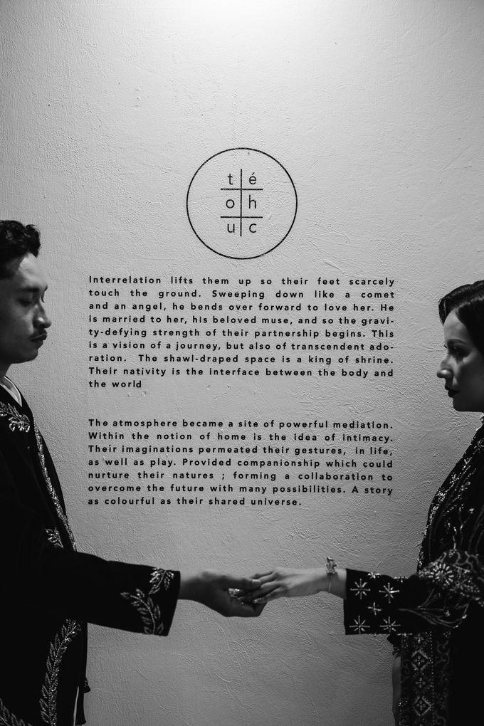 The Wedding of Ghea & Saleh by Elior Design - 011