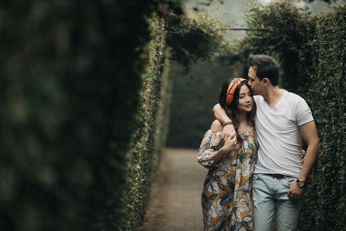 STEVEN & FLORENCIA PREWEDDING by DHIKA by MA Fotografia - 005