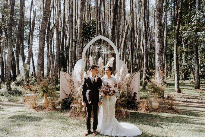 The Wedding of Nysha and Fariz by Elior Design - 037