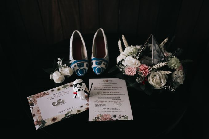 Wedding Donald & Devi by Ananda Yoga Organizer - 002