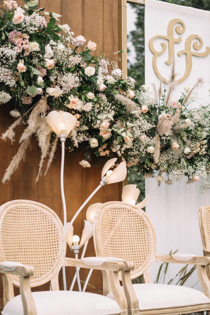 The Wedding of Ferdy & Febe by Elior Design - 013