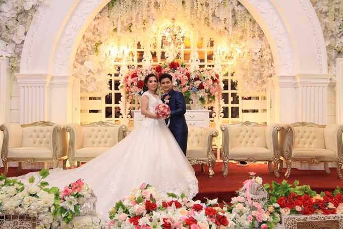Wedding Party of Ardian and Moniah at Angke Restaurant by Angke Restaurant & Ballroom Jakarta - 001