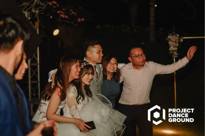 Leslie & Valencia Wedding After Party by Project Dance Ground - 011