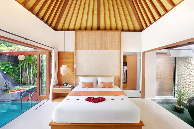 Honeymoon Package at legian Kriyamaha Villa by Ayona Villa - 005
