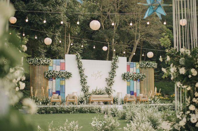 The Wedding of Nindya & Zenga by Elior Design - 017