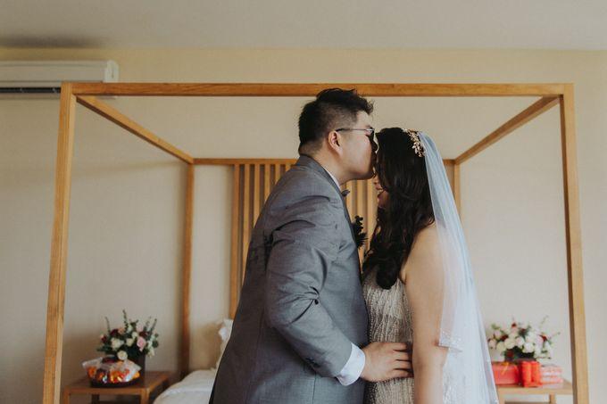 Makeup Wedding Dicky & Erika by Panda Wedding Organizer - 005