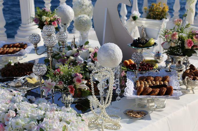 Persian wedding of Bahar & Andreas by Wedding City Antalya - 005