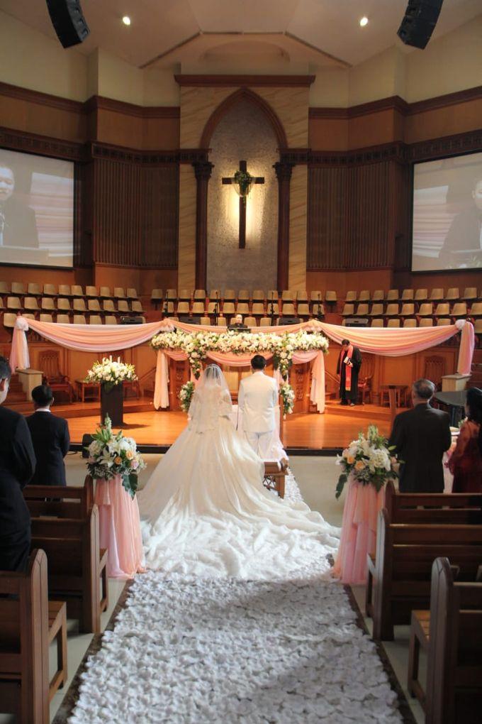 The Wedding Of Aris Pram & Vonny Tay by ID Organizer - 005