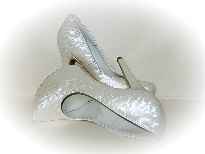 BRIDAL SHOES by Pamela Falli - 013