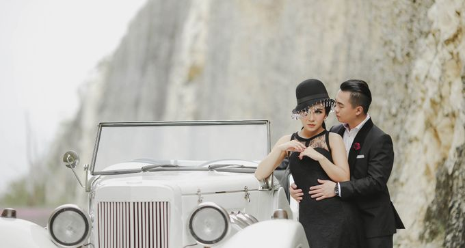PRE - WEDDING ARA & OLIVIA BY HENOKH WIRANEGARA by All Seasons Photo - 005