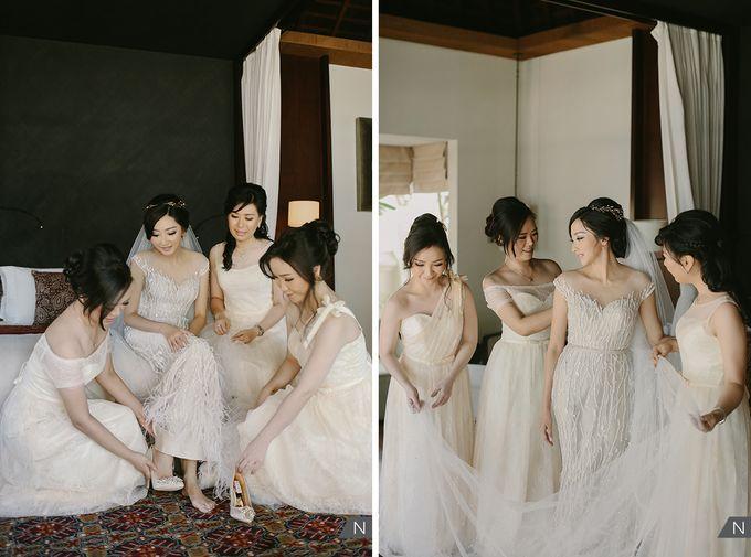 Rizky & Yosephine Wedding by Diorama Tailor - 005