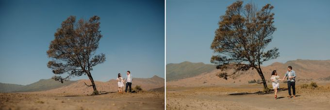 PRE - WEDDING SAMUEL & MERISA BY HENOKH WIRANEGARA by All Seasons Photo - 002