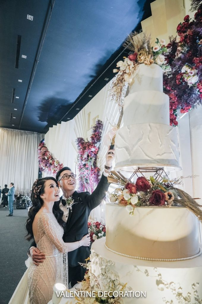 Ludwig & Eve Wedding Decoration by Andy Lee Gouw MC - 005