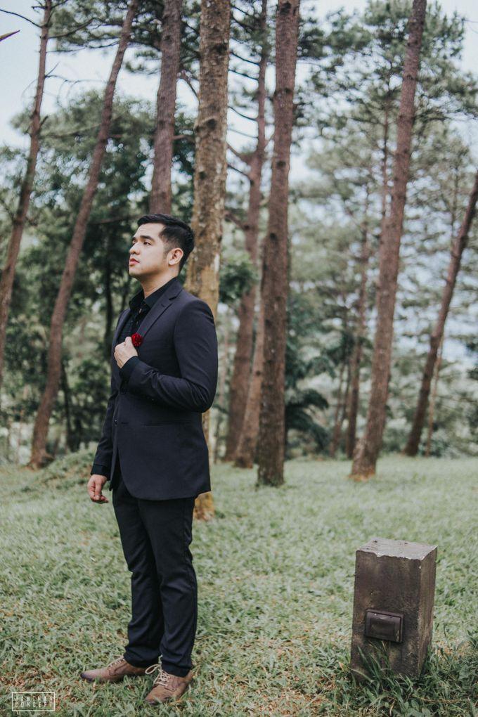 Fred and Rhegs Prenup Photo Session at Munting Gubat Tanay Rizal by The Jawiman Concept - 032