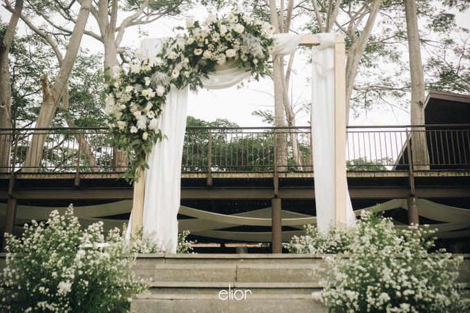 The Wedding of Muthia & Hary by Elior Design - 018