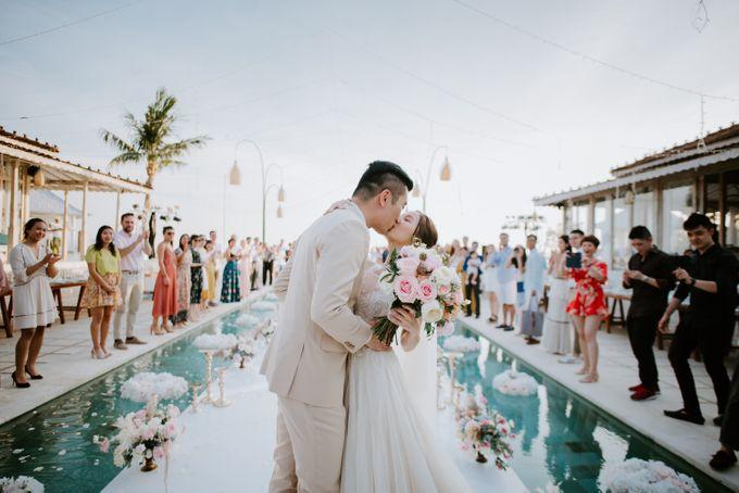 Rita & Ting Wedding by Delapan Bali Event & Wedding - 038