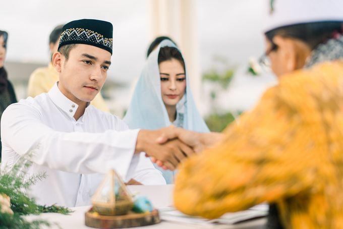 Wedding of Aliff Ali Khan & Aska Ongi by Gusde Photography - 002