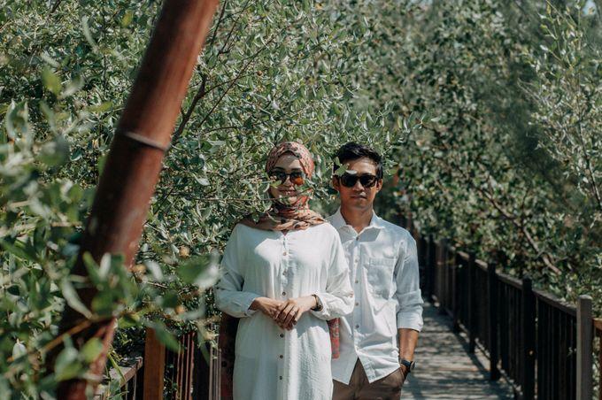 PREWEDDING NOVIE & KHAKIM by Fitara photography - 005