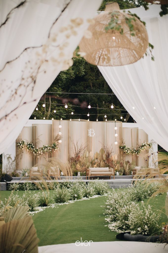 The Wedding of Budiman and Eunike by Elior Design - 023