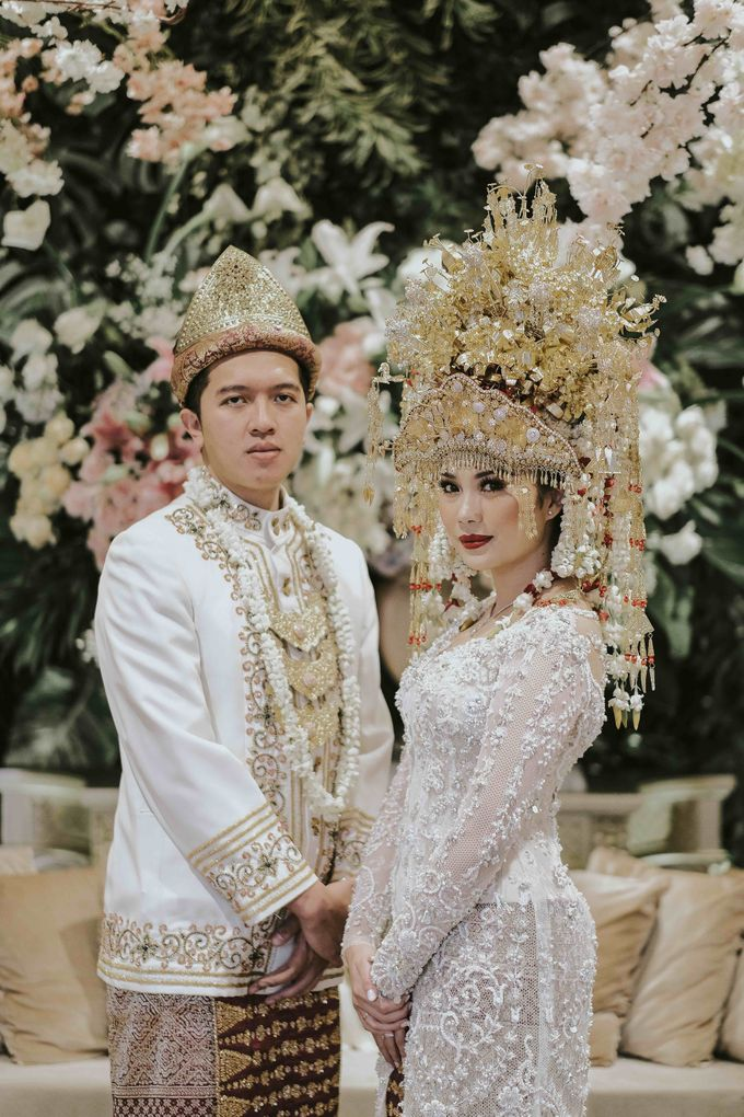 Elisa & Faris Wedding by Speculo Weddings - 003