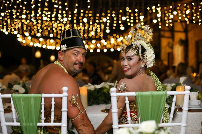 Chad and Lia Wedding by Jimbaran Bay Beach Resort and Spa - 004
