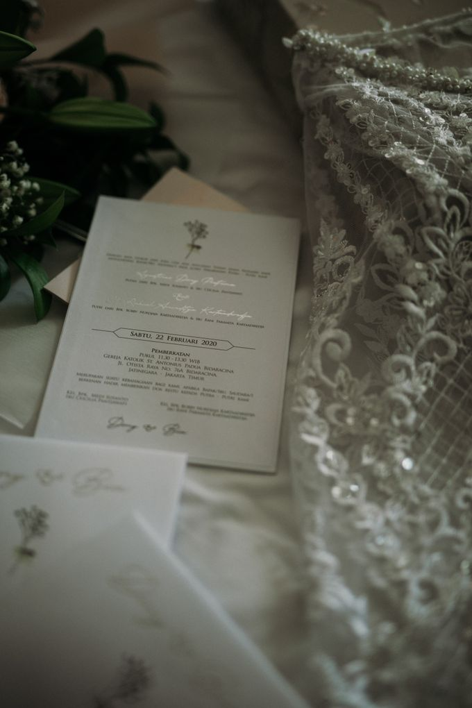 Bia & Dony Wedding by AKSA Creative - 005