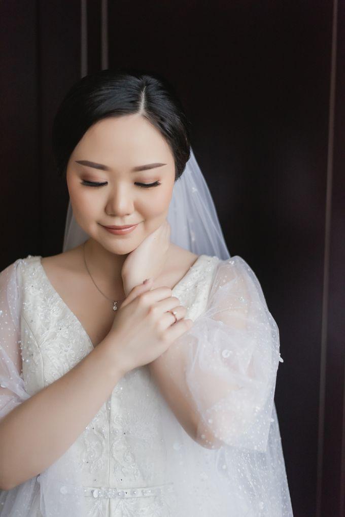 Benny & Sara's Wedding by Mandarin Oriental, Jakarta - 004